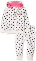Mothercare Baby Girls' Polka Clothing Set,(Manufacturer Size: 116 cms)