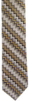 Missoni Chevron Silk Tie