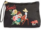 Lesportsac Essential Wristlet Bambi Cosmetics Bag