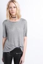 Zadig & Voltaire Kanye Foil T-Shirt