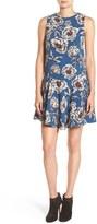Cooper & Ella 'Haley' Floral Print Dress