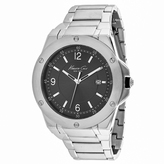 Kenneth Cole Classic 10020832 Men's Round Silver Stainless Steel Watch