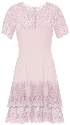 Jonathan Simkhai Lace-paneled dress