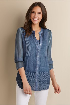 Blythe Embroidered Tunic