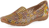 Sesto Meucci Gauri Perforated Casual Loafer, Multi