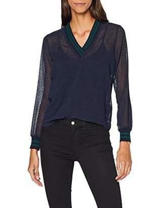 Garcia Women's J90232 Blouse,8 (Size: X-Small)