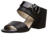 Kenneth Cole New York Women's Hannon 2 Way Adjustable Strap Heeled Sandal