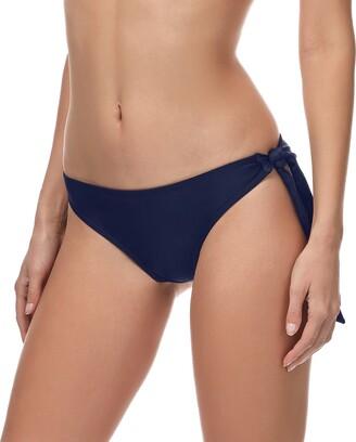 Merry Style Women's Bikini Bottom MSVR3 (Dark Blue (6007) 14)