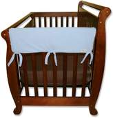 Trend Lab 2-pk. Solid Convertible Crib Side Rail Covers