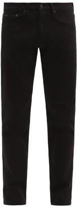 Polo Ralph Lauren Sullivan Washed Slim-leg Jeans - Black