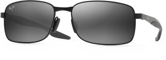Maui Jim Shoal 57mm Polarized Sunglasses