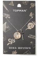 Topman Metal Dagger Necklace*