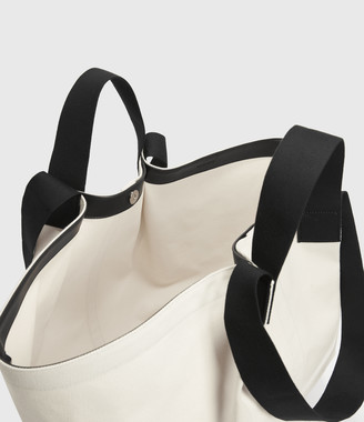 AllSaints Clarendon East West Tote Bag
