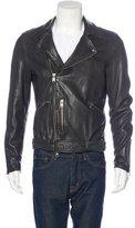 AllSaints Kahawa Leather Moto Jacket