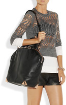 Alexander Wang The Emile large textured-leather tote