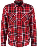 Lee Western Slim Fit Shirt Lava Red