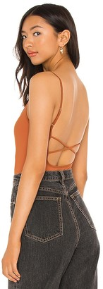 Free People X REVOLVE Strappy Basique Bodysuit