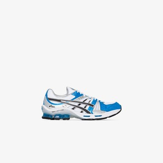 Asics White and blue Gel-Kinsei OG Sneakers