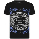 Billionaire BillionaireBoys Black Carl Ulrich Top