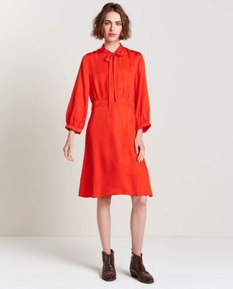 Bellerose Hills Salsa Dress - Size 2 Uk10
