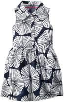 Carter's Girls 4-8 Collared Flower Printed Dress