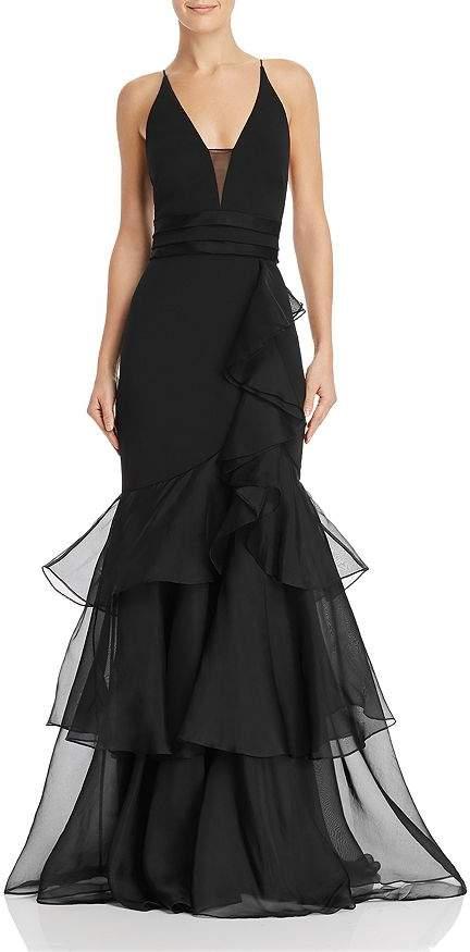 83999569ef70f Silk Mermaid Gown - ShopStyle