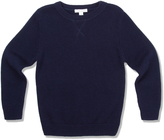 Marie Chantal Merino Wool Elbow Patch Sweater