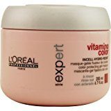 L'Oreal by SERIE EXPERT VITAMINO COLOR GEL MASQUE 6.7 OZ for UNISEX ---(Package Of 4)