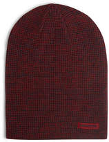 Converse Women's Twisted Waffle Knit Beanie -Red