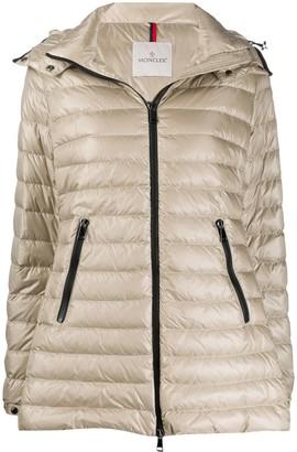 Moncler Menthe hooded jacket