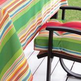 BARDWIL 'Summer Stripe' Indoor/Outdoor Chairpad