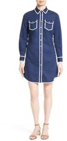 Tory Burch Women's Nora Shirtdress