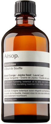 Aesop Breathless Body Oil, 100 mL