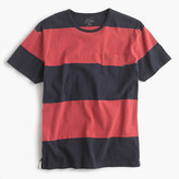 J.Crew Cotton T-shirt in broad stripe