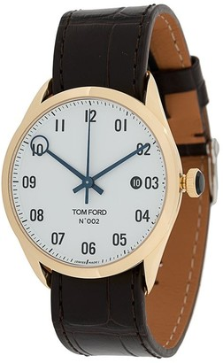 Tom Ford Watches 002 Round 40mm