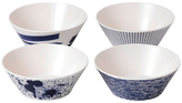 Royal Doulton Pacific Outdoor Living Cereal Bowls (Set of 4)