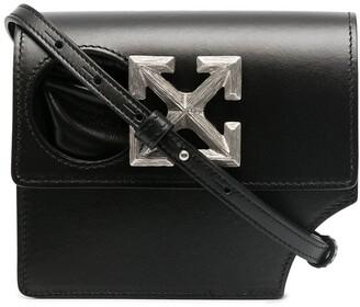 Off-White Arrows clasp messenger bag