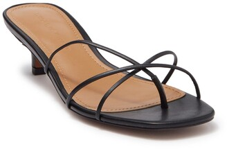 Who What Wear Addison Strappy Sandal