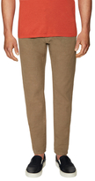 Save Khaki Linen Woven Surplus Chinos