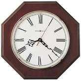 Howard Miller Ridgewood Wall Clock, Brown