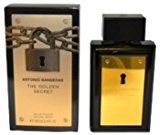 Antonio Banderas Men The Golden Secret EDT Spray 3.4 oz 1 pcs sku# 1785989MA