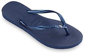 Havaianas Women's Slim Crystal Ii Flip Flop Sandals