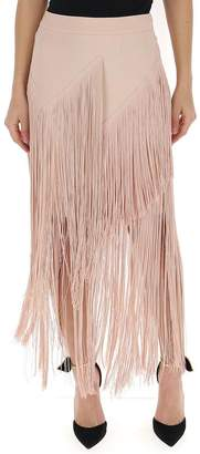 Stella McCartney Tassel Midi Skirt
