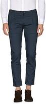 Grey Daniele Alessandrini Casual pants - Item 13028775