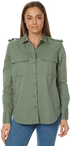 The Fifth Label The Insider Womens Shirt Green