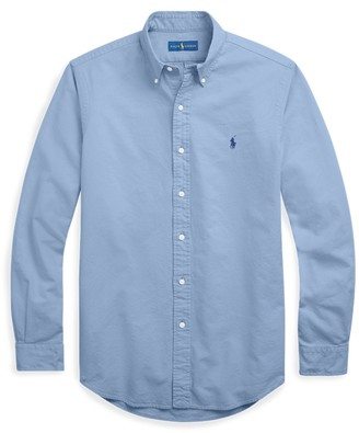 Ralph Lauren Garment-Dyed Oxford Shirt