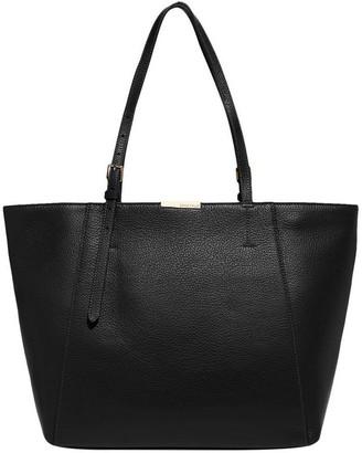 Coccinelle Cher Double Handle Black Tote Bag