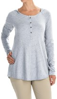Columbia Blurred Line Hooded Shirt - Long Sleeve (For Women)