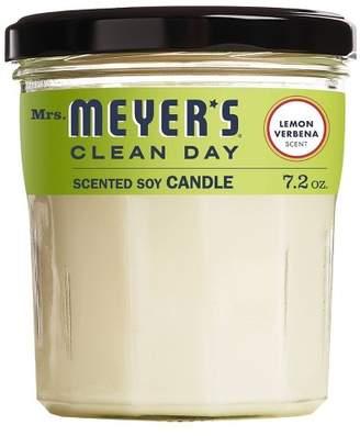 Mrs. Meyer's Lemon Verbena Large Jar Candle