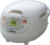 Zojirushi Neuro Fuzzy 10-Cup Rice Cooker and Warmer